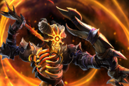 Cosmetic icon Compendium Scorched Fletcher Loading Screen.png