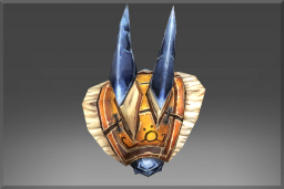 Cosmetic icon Obsidian Blade Pauldron.png