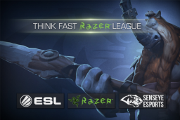 Cosmetic icon ESL Think Fast Razer League Ticket.png