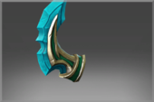 Horn of the Azurite Warden