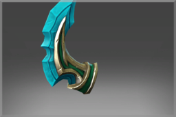 Cosmetic icon Horn of the Azurite Warden.png