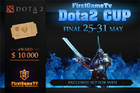 FirstGameTV Dota 2 Cup Tournament Bundle