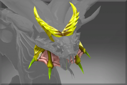 Cosmetic icon Venomous Deathbringer Head.png
