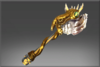 Golden Grasping Bludgeon
