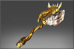 Cosmetic icon Golden Grasping Bludgeon.png