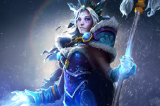 Ascendant Crystal Maiden Loading Screen