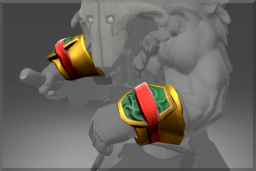 Cosmetic icon Bracers of the Wandering Demon.png