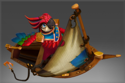 Cosmetic icon Lt. Squawkins Sailboat Upgrade.png