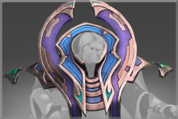 Cosmetic icon Mantle of Fate Meridian.png