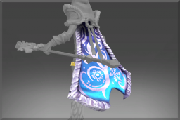 Cosmetic icon Cape of the Crystalline Queen.png