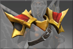 Cosmetic icon Compendium Arms of the Onyx Crucible Shoulders.png