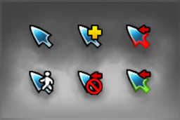 Cosmetic icon DAC 2015 Mirana Cursor Pack.png