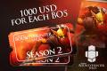 Bounty Hunter Series Ticket