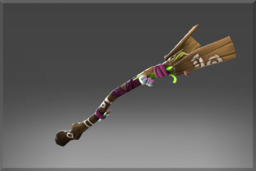 Cosmetic icon Shambling Trickster Staff.png