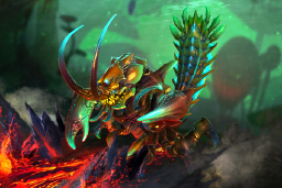 Cosmetic icon Sovereign of the Kray Legions Loading Screen.png