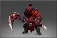 Red Mist Reaper Set