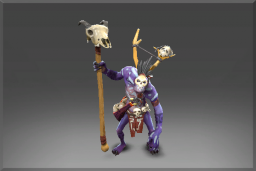 Cosmetic icon Wicked Bad Voodoo Set.png