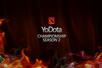 YoDota Championship Season 2 Loading Screen