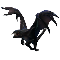 Ancient Black Dragon model.png