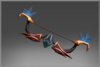 Darkfall Warden Bow