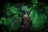 Mourning Mother Loading Screen