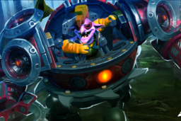 Cosmetic icon Raucous Gatecrasher Loading Screen.png