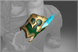 Cosmetic icon Bracers of the Azurite Warden.png
