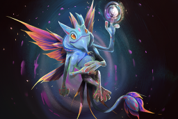 Cosmetic icon Mischievous Dragon Loading Screen.png