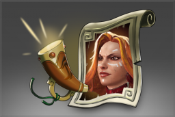 Cosmetic icon Announcer Lina.png