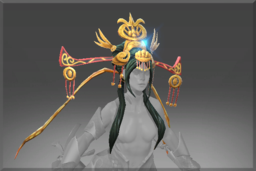 Cosmetic icon Crown of the Captive Princess.png