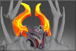 Cosmetic icon Helm of Eternal Fire.png
