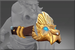 Cosmetic icon Shoulder of the Golden Mane.png