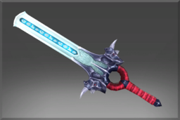 Cosmetic icon Great Sword of the Rhinoceros Order.png