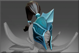 Cosmetic icon Helm of the Dark Wraith.png