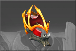 Cosmetic icon Helm of the Slain Dragon.png