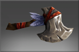 Cosmetic icon Red Talon Axes.png