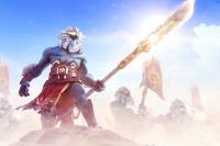 Загрузочный экран: Vengeance of the Sunwarrior