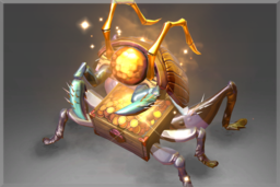 Cosmetic icon Golden Beetlejaws the Boxhound.png