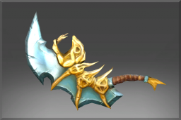 Cosmetic icon Ancient Imbued Spinal Blade.png