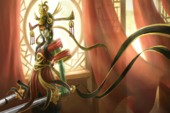 Arms of the Captive Princess