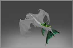 Cosmetic icon Tail of the Fervid Monarch.png