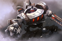 Загрузочный экран: Siege Engine