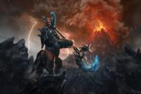 Загрузочный экран: Might of the Galloping Avenger