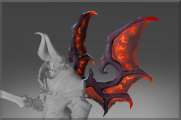 Cosmetic icon Wings of Eternal Fire.png
