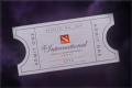 The International 2014 Ticket