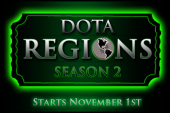 Dota Regions: Season 2 Ticket