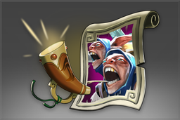 Cosmetic icon Announcer Meepo.png