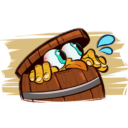 TI10 techies barrel.png