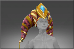 Cosmetic icon Headdress of the Slithereen Nobility.png