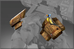 Cosmetic icon Shoulders of the Forest Hermit.png